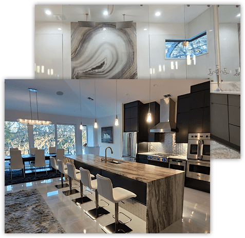 Parade of Homes Collage