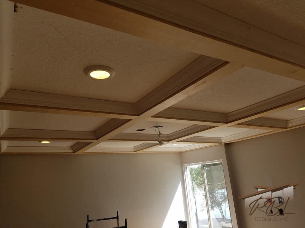 Coffer Ceilings