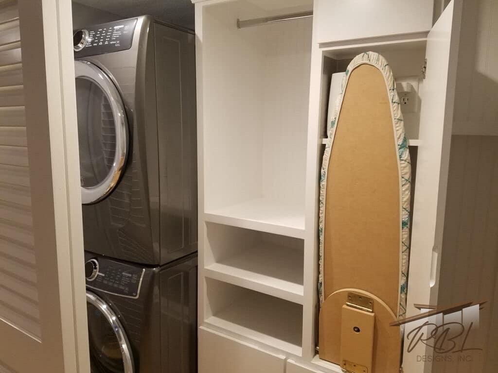 Custom Laundry Built-in